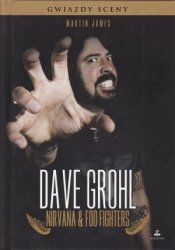 Dave Grohl Nirvana & Foo Fighters Martin James