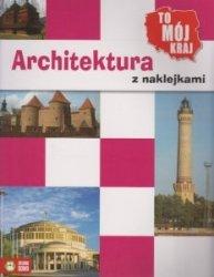 Architektura z naklejkami To mój kraj