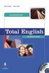 Total English Students' Book Elementary + DVD Mark Foley Diane Hall