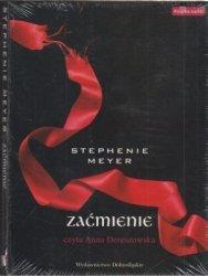 Zaćmienie Stephenie Meyer czyta Anna Dereszowska audiobook