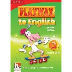 Playway to English 3 Pupil's Book Gunter Gerngross Herbert Puchta