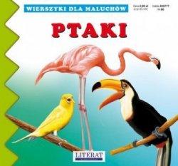 Ptaki Joanna Paruszewska Katarzyna Stocka Wierszyki dla maluchów