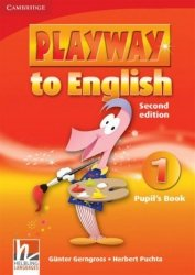 Playway to English 1  Pupil s book Günter Gerngross, Herbert Puchta