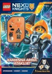 LEGO Nexo Knights Kamienna armia atakuje