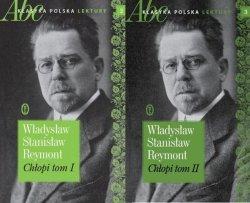 Chłopi Tom 1 i 2  Władysław Stanisław Reymont  ABC Klasyka polska Lektury