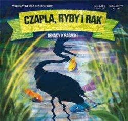 Czapla ryby i rak Ignacy Krasicki