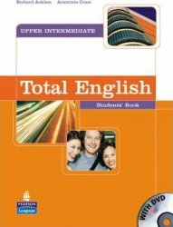 Total English Upper Intermediate Student's Book Richard Acklam, Araminta Crace