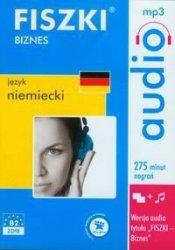 Fiszki audio język niemiecki Biznes