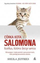 Córka kota Salomona Kotka która leczy serca Sheila Jeffries