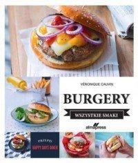 Burgery Wszystkie smaki Veronique Cauvin