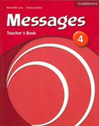 Messages 4 Teacher's Book Meredith Levy Diana Goodey
