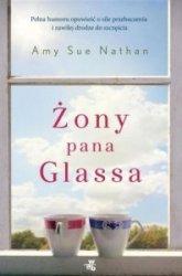 Żony pana Glassa Amy Sue Nathan (oprawa miękka)