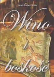 Wino i boskość Jean Robert Pitte