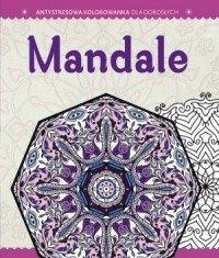 Mandale Antystresowa kolorowanka dla dorosłych Część 1