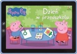 Świnka Peppa Książeczki Bajeczki Dzień w przedszkolu