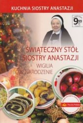 Świąteczny stół siostry Anastazji Wigilia i Boże Narodzenie