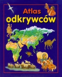 Atlas odkrywców Sarah Harrison
