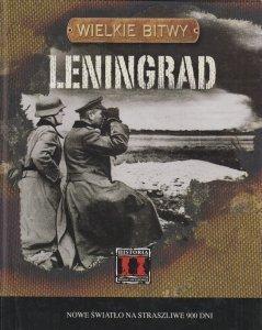 Leningrad Wielkie bitwy David M. Glantz