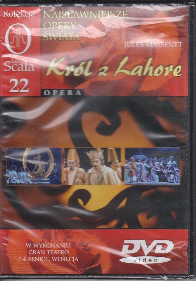 Najsławniejsze opery świata cz. 22 Król z Lahore