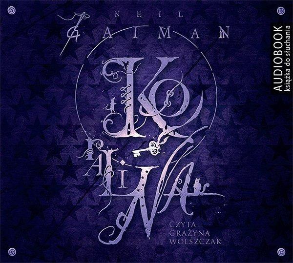 Koralina Neil Gaiman Audiobook mp3 CD