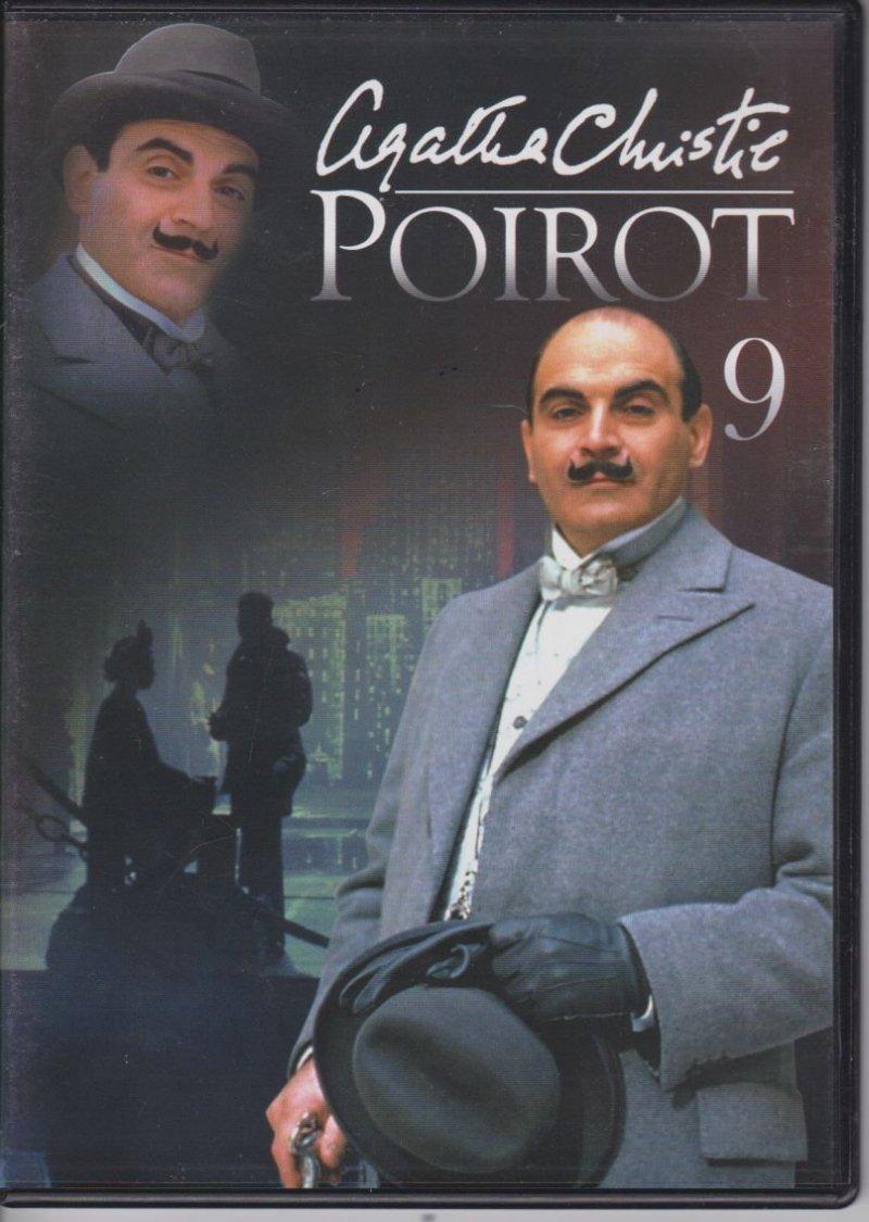 Agatha Christie Poirot cz. 9 Podwójny grzech, Perypetie z tanim mieszkaniem DVD