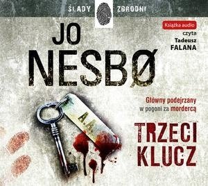 Trzeci klucz Trylogia z Oslo Tom 2 Jo Nesbo Audiobook mp3 CD