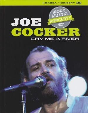 Joe Cocker Cry me a River Ikony Muzyki książka + film
