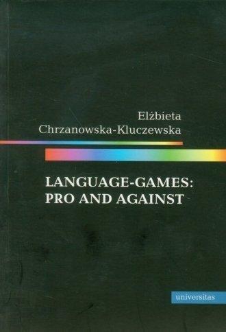 Language games: Pro and against Elżbieta Chrzanowska-Kluczewska