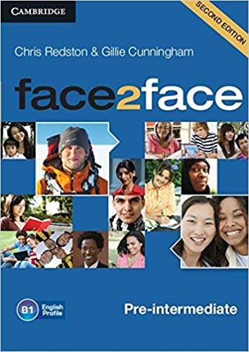Face2face Pre-intermediate (CD mp3)