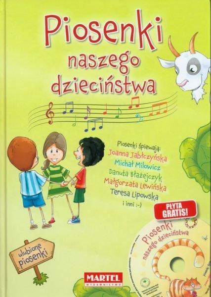 Piosenki naszego dzieciństwa (+ CD)
