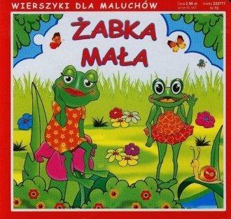 Żabka mała Joanna Paruszewska