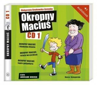 Okropny Maciuś (CD mp3) Małgorzata Strękowska-Zaremba