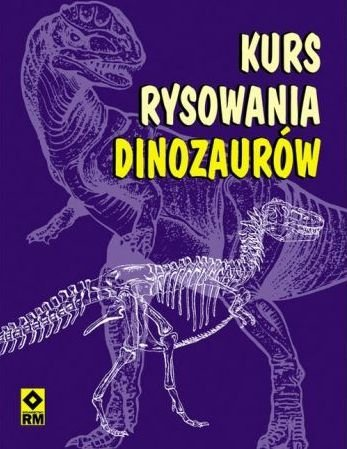 Kurs Rysowania Dinozaury i inne prehistoryczne stworzenia Sue Pinkus