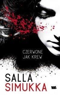 Czerwone jak krew Salla Simukka
