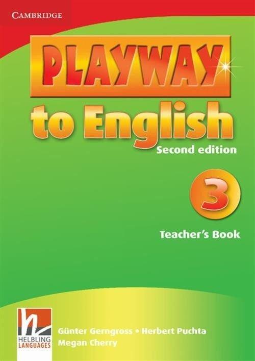 Playway to English 3 Teachers's Book Gunter Gerngross Herbert Puchta Megan Cherry