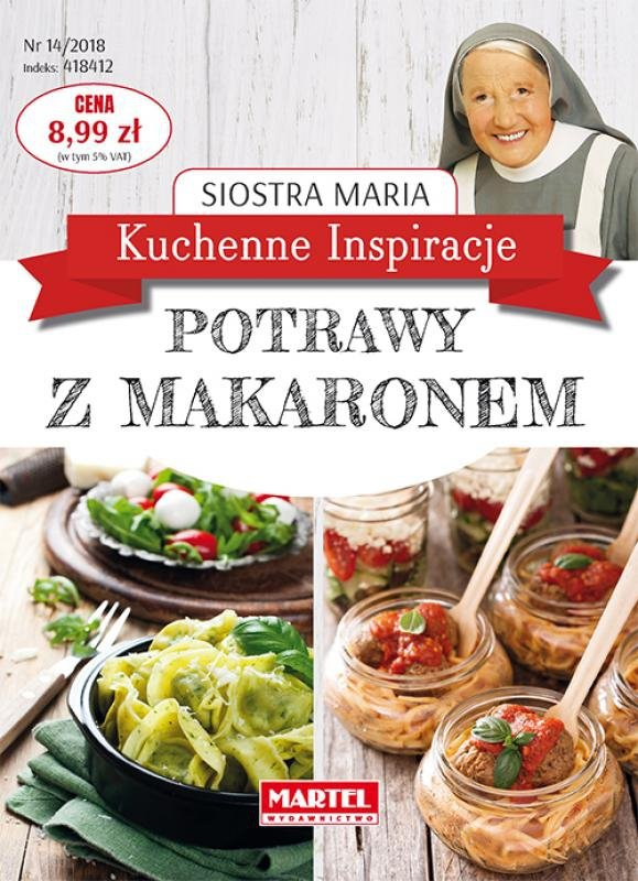Potrawy z makaronem Kuchenne Inspiracje Siostra Maria