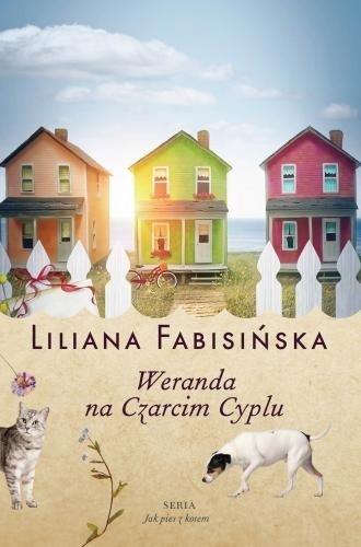 Weranda na Czarcim Cyplu Liliana Fabisińska