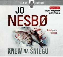 Krew na śniegu Jo Nesbo Audiobook mp3 CD