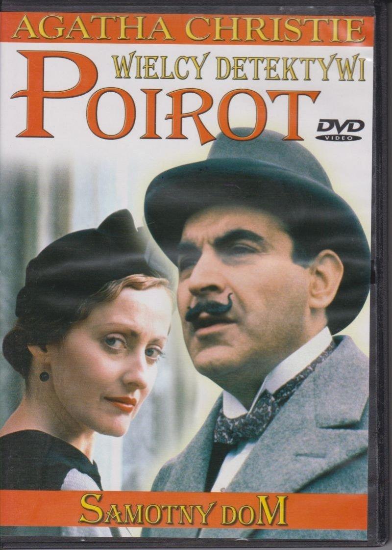 Poirot Wielcy detektywi Agatha Christie cz. 7 Samotny dom DVD