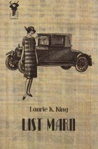 List Marii Laurie R King
