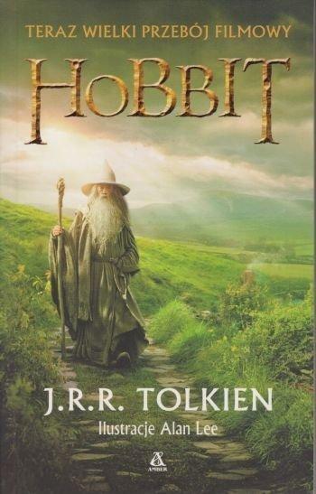 Hobbit albo tam i z powrotem J.R.R. Tolkien 9788324153831