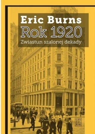 Rok 1920 Eric Burns