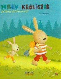 Mały króliczek jedzie pod namiot Gunter Segers, Heidi Dhamers