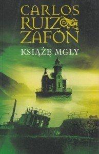 Książę Mgły Carlos Ruiz Zafon (oprawa miękka)