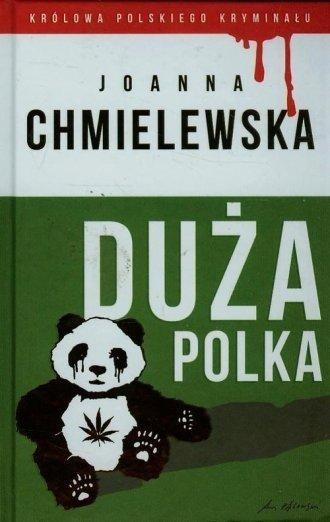 Duża polka Joanna Chmielewska