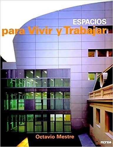 Living & working architecture Octavio Mestre