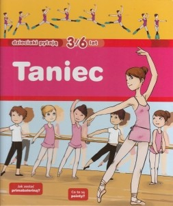 Taniec Dzieciaki pytają 3-6 lat Severine Onfroy