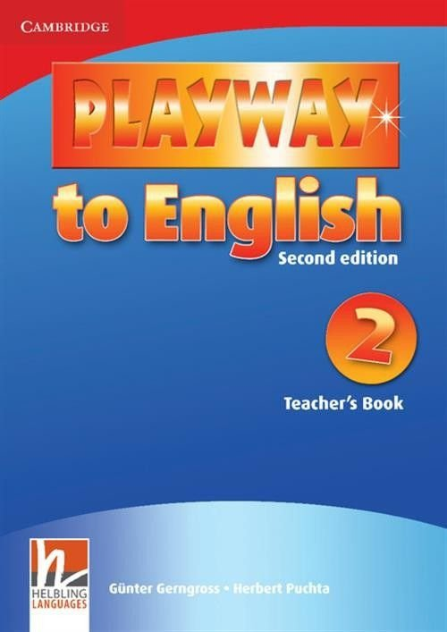 Playway to English 2 Teacher's Book Gunter Gerngross Herbert Puchta