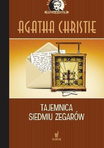 Tajemnica siedmiu zegarów Kolekcja kryminałów nr 23 Agatha Christie