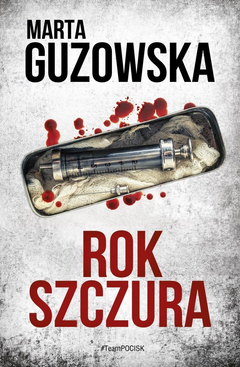 Rok szczura Marta Guzowska